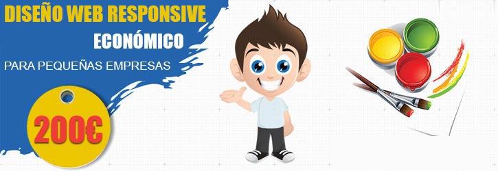 Diseño pagina web barata para autónomos y pequeñas empresas en Murcia